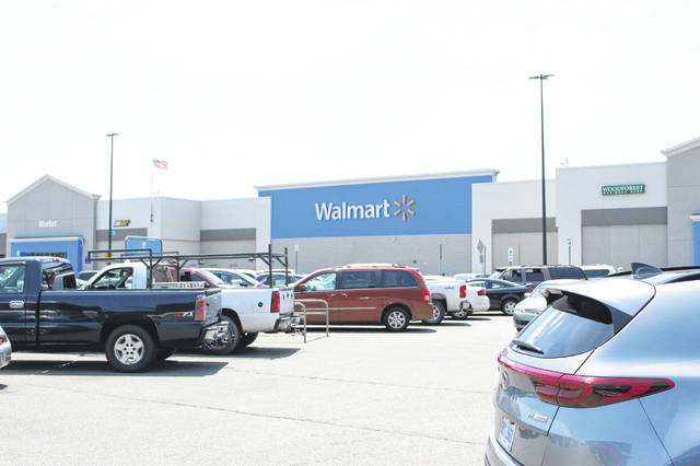 Scioto County's lone Walmart in New Boston will begin requiring masks for customers entering the property Monday, July 20.