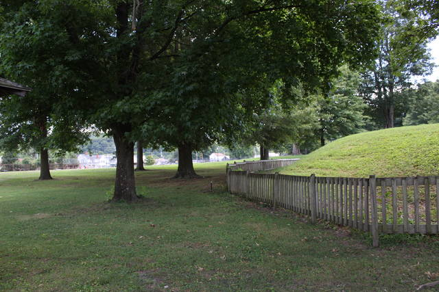 The Portsmouth City Health Department has not accepted permits for groups to use Mound Park and other parks since July 7 due to concerns over the coronavirus. Photo by Jacob Smith