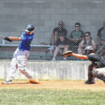 Post 23 Juniors conclude season at Regional Tourney