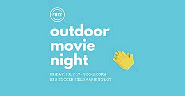 Friends of Portsmouth will host their third Movies By Moonlight event of 2020 on Friday, July 17 with showtime set for 9:00 p.m.