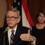 DeWine tests negative after positive test before Trump visit