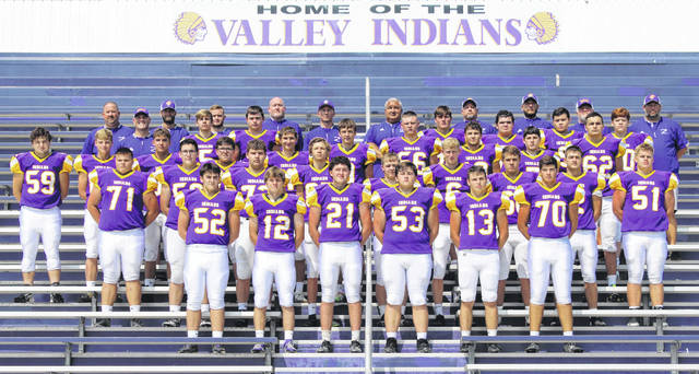 2020 Valley Indians varsity football team