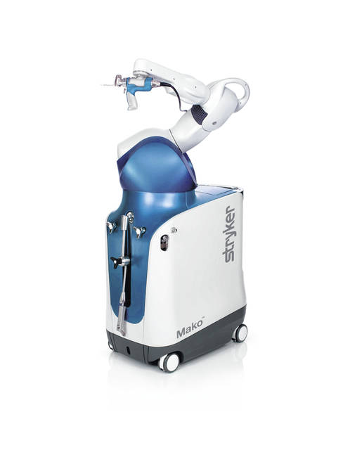 King's Daughter's Ohio now has total knee replacements using Stryker's robotic-arm assisted Mako System. This latest advancement in joint replacement surgery transforms the way total knee replacements are performed.