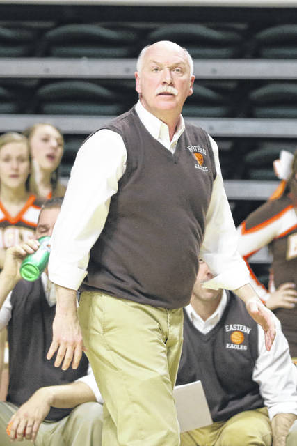 Tom Barrick, who previously coached the boys basketball programs at both Wheelersburg and Eastern high schools, has been named as the new president of the National High School Basketball Coaches Association.