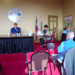 Agreements between CDJFS, SCCS; Halloween date reached at Commissioners meeting