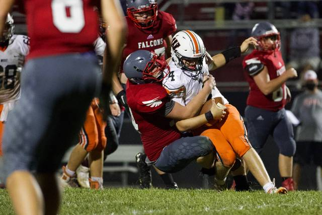 West and Minford clashed in week-three SOC II play.