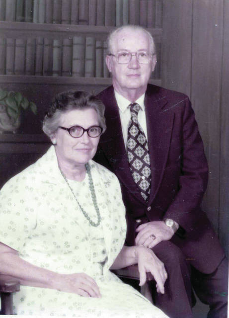 Jerry and Mary Ross were natives of the Portsmouth area. Jerry graduated from St. Mary's High School which existed before Notre Dame High School, and Mary graduated from Portsmouth High School.