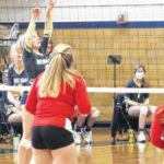 Titans squash Rebels to win sectional