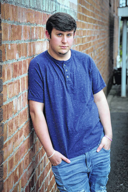 Bryan Richmond graduated from Wheelersburg High School in 2020 and joined the workforce.