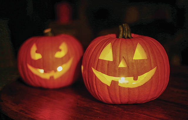 The history behind jack-o'-lanterns is not entirely known and there are multiple origin stories, but people may have been making these carvings for centuries.