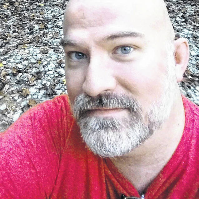 Terry Miller from Portsmouth, local author writes <em>Monsters</em>