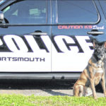 Police canine wags its way to retirement