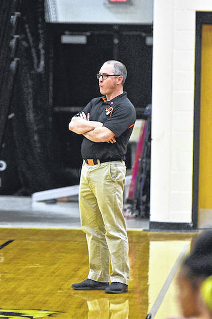 Fourth-year Wheelersburg coach Allen Perry was named a recipient of the Coaches Achievement Award by the Ohio High School Volleyball Coaches Association.