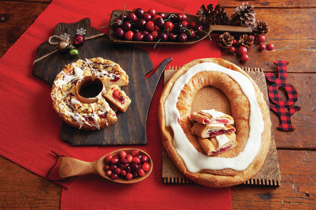 The Olesen family of O&H Danish Bakery knows how important holiday traditions are to feeling connected to loved ones. Now in its fourth generation, the family-owned and operated bakery is sharing its best tips for creating holiday cheer from anywhere