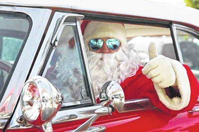 Portsmouth Jaycees won't let COVID stop them, there will be no parade, but are they are Cruising into Christmas a safe way to help people enjoy and help the Jaycees with their annual toy drive.