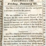 """""""Black Friday"""": Enforcing Ohio's """"Black Laws"""" in Portsmouth, Ohio"""