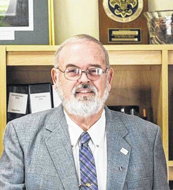 Scioto County Commissioner Mike Crabtree