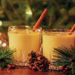Eggnog is a classic for holiday celebrations
