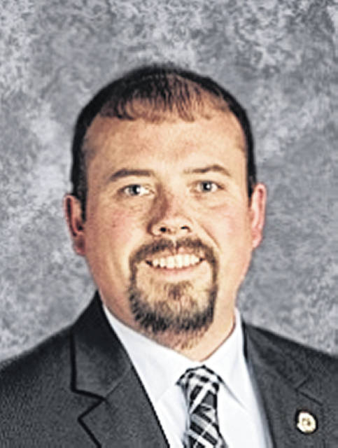Jeremy Litteral, Superintendent of Minford Local Schools