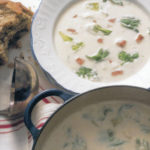 Potato soup makes a filling meal
