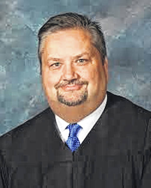 Common Pleas Court, Domestic Relations Division Judge, Jerry Buckler.