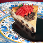 Cheesecake makes a decadent Valentine's Day treat