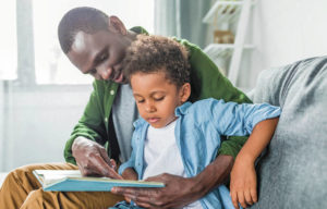 How kids benefit from being read to
