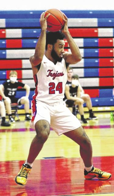 Portsmouth senior Miles Shipp was a two-time honoree on the all-Ohio Valley Conference boys basketball team, including as a first-time first-teamer this past season.
