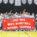 Welcome home Bears! NAIA champs return to Portsmouth from KC
