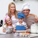 Keep the focus on fun during family baking sessions