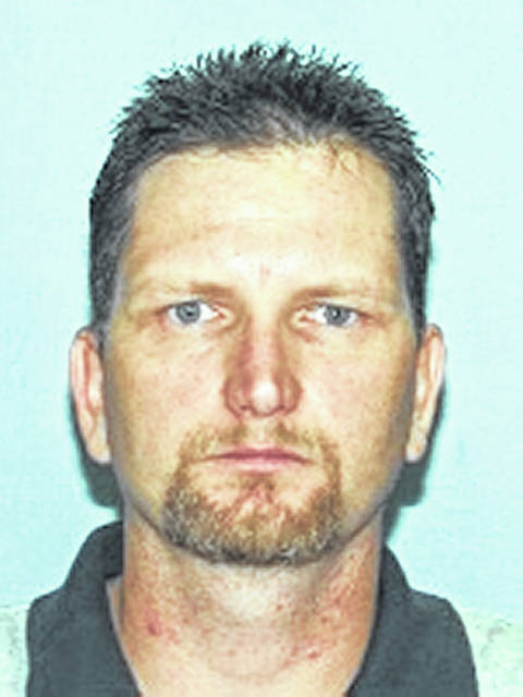 Tracy Rickett, 48, is wanted on several charges according to the release from Scioto County Sheriff David Thoroughman. Photo courtesy of the Sheriff's Office.