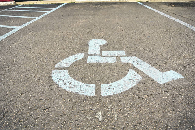 According to U.S Census 2015-2019 figures, 18.1% of Scioto County's under 65 population is living with a disability. For the same measure, 10% of all Ohioans also have a disability. Photo by Patrick Keck.