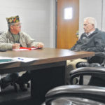 Rep. Johnson discusses tank ordeal at Portsmouth Airport
