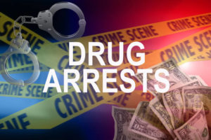 Seven arrested during law enforcement operation
