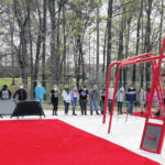 Minford Elementary dedicates new playground