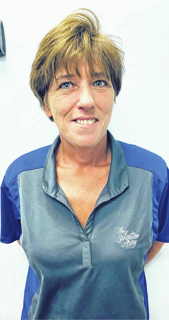 Teresa Dummitt, the Family Store manager for the Salvation Army.