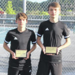 Waverly takes SOC singles, doubles tournament titles
