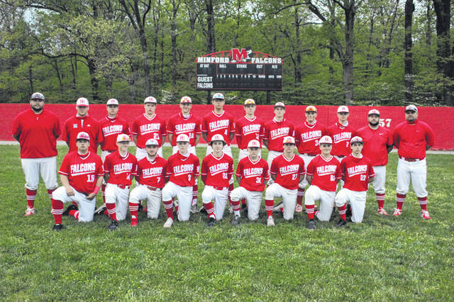 The 2021 Minford Falcons won the Southern Ohio Conference Division II title outright, going 15-1 in conference play during the regular season.