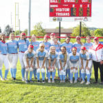 Lady Trojans claim sectional crown