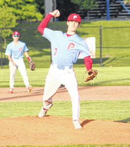 Trojans top Mohawks under lights
