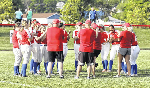 The Portsmouth Lady Trojans will face Scioto Valley Conference champion Williamsport Westfall in a Division III district championship on Saturday, May 22 at Unioto High School.