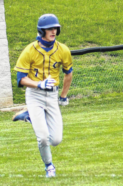 Clay senior Clay Cottle captured first-team all-Ohio baseball honors from the Ohio High School Baseball Coaches Association.