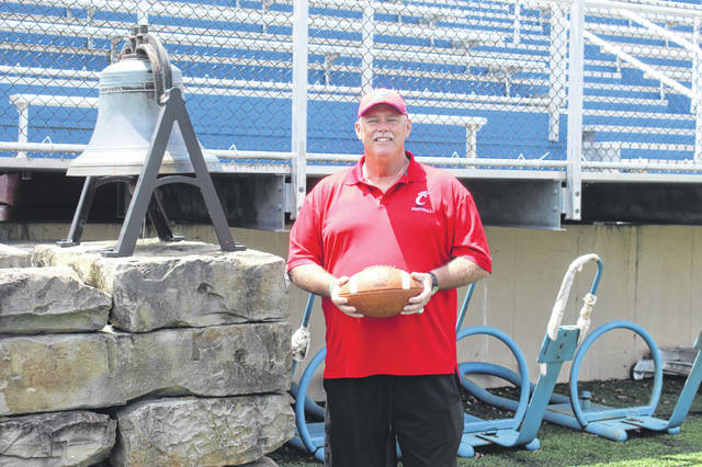 Former Portsmouth High School football head coach Curt Clifford was named a member of the 53rd Class of the Ohio High School Football Coaches Association Hall of Fame after leading the Trojan program for 24 years between 1989 and 2012.
