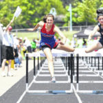 Wamsley earns all-Ohio in 3 events