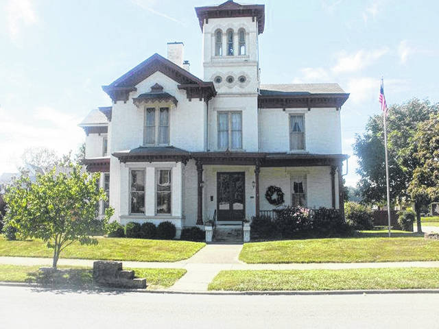 Lawrence County Historical Museum located at 506 S 6th Street in Ironton.