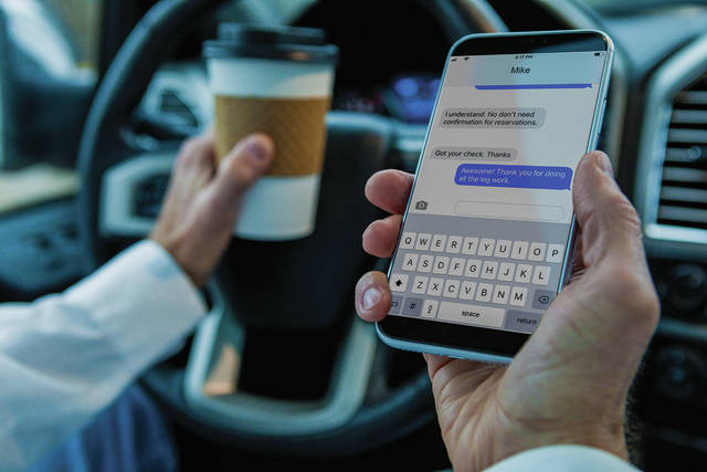 In an effort to curb distracted driving violations, Ohio Governor Mike DeWine and the Ohio State Highway Patrol have released a new dashboard devoted to distracted driving enforcement and education.