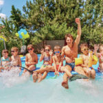 The importance of safety when swimming in backyard pools