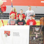 NB's Voiers signs with KCU