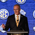 Big 12's Texas, Oklahoma make request to join powerhouse SEC