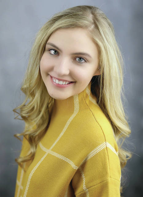 The first Christina Lester Niekamp Scholarship was recently awarded to Haven Hileman who will be a freshman at The Ohio State University this fall.